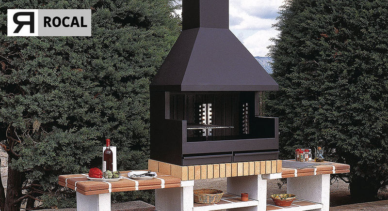 barbecue design