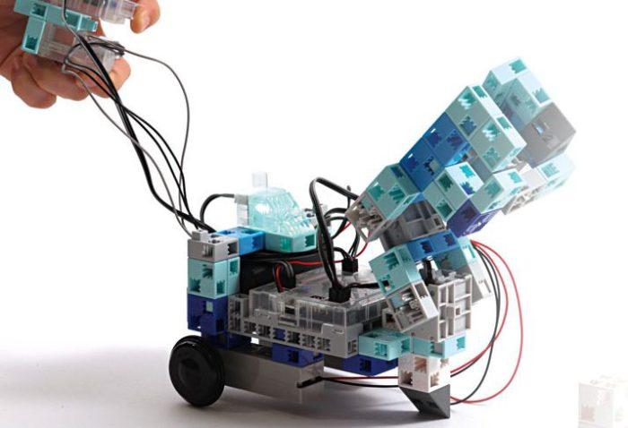 ecole robots
